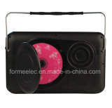 9 Inch USB Sd Player Portable DVD mit Fernsehapparat ISDB-T