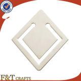 方法デザイン昇進のカスタム金属の印刷のロゴのブックマーク(FTBM3108A)