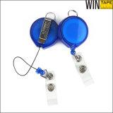 Kundenspezifischer einziehbarer Metallabzeichen-Bandspule-Geschäft Identifikation-Kartenhalter (RT-004)