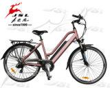 bici elettrica di stile della città delle donne della batteria di litio di 250W 36V (JSL038G)