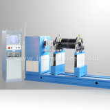 Mecanismo impulsor de equilibrio del extremo de la máquina del rotor del motor