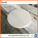La Cina K016 Rice White Quartz Table Tops con Features