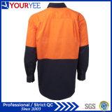 Hallo Ton-Großhandelsarbeits-Hemden der Kraft-langer Hülsen-zwei (YWS118)
