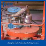 Bewegliche und einfache Wasser-Ausbohrungs-Loch-Bohrung des Geschäfts-Modell-Hf150e, die im Afrika-Markt arbeitet