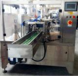 Роторная машина упаковки для мешка застежки -молнии для того чтобы упаковать зернистое