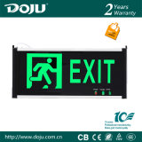 Luz Emergency ignífuga de Maaterial Rchargeable LED del producto de DJ-01c Patend con CB