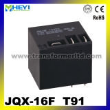Релеий PCB Jqx-16f (T91), миниатюрное релеий