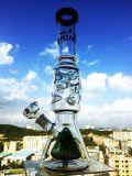 Tubulações de água de vidro do projeto novo de Hbking, tubulações de fumo de vidro do tabaco, tubulações de água da mão