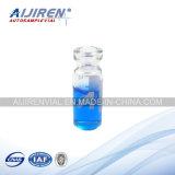 2ml Crimp Neck Clear Glass Vial mit Caps und Septa
