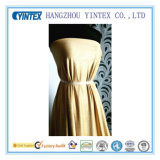 Suede micro Solid Lightweight Polyester Spandex Fabric para Dress