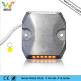 Связанный проволокой СИД рефлектор дороги глаза кота стержня дороги тоннеля алюминиевый