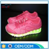 2016 van de LEIDENE van de heet-verkoop de Fabriek Tennisschoen van Schoenen in Jinjiang, Quanzhou