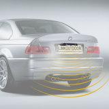 3 em 1 sensor do estacionamento do carro com a câmera 2 Sensors+1