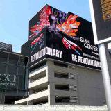 P10 letrero a todo color al aire libre de la visualización video LED para hacer publicidad