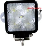 Jeep Offroad를 위한 15W Square LED Work Light