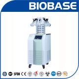 Drying Bottles를 가진 Biobase Vertical Freeze Dryer Lyophilizer Machine