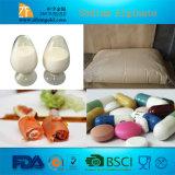 Polvo del alginato del sodio de la categoría alimenticia de la alta calidad/alginato del sodio