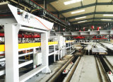Ligne de production du panneau de ciment de fibre Haute qualité