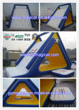 Extreme Inflatable Water Slide Summit Inflável Slide Freefall Inflável Water Game Inflável Aquapark (MIC-487)