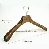 Bride de fixation de couche en bois solide d'épaule large à extrémité élevé (YL-yw31)