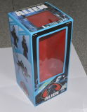 Caixa de empacotamento do brinquedo feito sob encomenda da impressão (JHXY-PBX16051201)