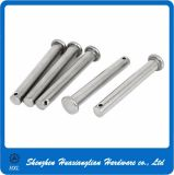 Pin redondo de Head Clevis com Hole