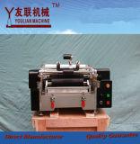 Máquina de etiquetas Semi automática do frasco redondo da pasta Ht-100