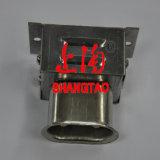 Quick-Disconnect высокотемпературная электрическая европейская коробка входа штепсельной вилки
