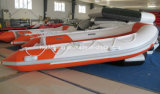 2.7m, 3m, 3.3m Inflatable Boat (fuoribordi di With SAIL 8HP~15HP)