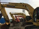 Excavador hidráulico usado Japón de KOMATSU PC200-7 de la correa eslabonada 20ton de la retroexcavadora (capacidad del compartimiento: 0.5~1.0CBM)