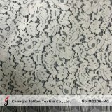 Scalloped высоким качеством Bridal ткань шнурка (M2208-MG)