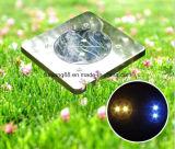 Indicatore luminoso solare esterno per il giardino