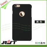 Caja plástica dura mate del teléfono móvil para el iPhone 6s
