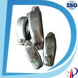 Braçadeira do aço inoxidável da dimensão do encaixe de tubulação do encaixe de tubulação do aço inoxidável