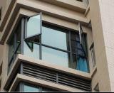 Erstklassiges Aluminium Seite-Gehangenes gewölbtes Fenster