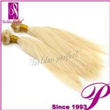 ブロンドのブラジルのHair Weave、中国MarketのHuman Hair Extensions