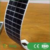 Effiencyの高いセルが付いている120W Sunpowerの適用範囲が広い太陽電池パネル