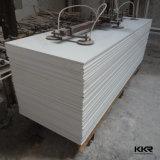 1/4 '' brame extérieure solide acrylique de texture de marbre artificielle épaisse (M161028)