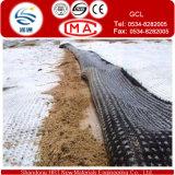 Forro de argila geossintética com geomembrana HDPE