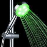 Auto-alimentato dall'acquazzone della mano dell'Water LED