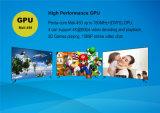 De nieuwe Kern 2.4G&5.8g WiFi 4k H. 265 BT 4.0 van de Vierling van de Doos van TV 6.0 van Amlogic S905X van het Punt Tx5 PRO Androïde Slimme 2GB 16GB de Androïde Doos van TV