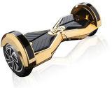 """""""trotinette"""" elétrico de 8 polegadas com altofalante de Bluetooth e luz do diodo emissor de luz"""