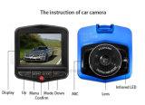 140 vídeo largo DVR do painel da câmera do veículo DVR do carro do grau HD 1080P