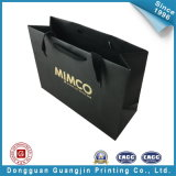 Flat Handle (GJ-Bag122)를 가진 높은 Quality Gift Paper Bag