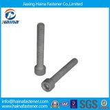 HDG-Hex Einfaßungs-Kopf-Schutzkappen-Schraubbolzen-Schrauben-Allen-Schraubbolzen-Inbusschraube