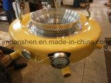 Поднимающее вверх to-Date надутое воздухом резиновое кольцо пластичной машины