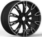 Колесо сплава автомобиля снабжает ободком гипер серебр 17X7.5 18X8.0 для Audi