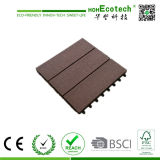 정원/Outdoor Interlocking Decking Tile를 위한 WPC Interlocking Tile
