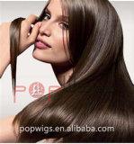 Выдвижение волос Preblonded конца кератина iего людское (KFS20012)