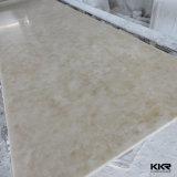 Folhas de superfície contínuas acrílicas de mármore artificiais dos EUA para bancadas